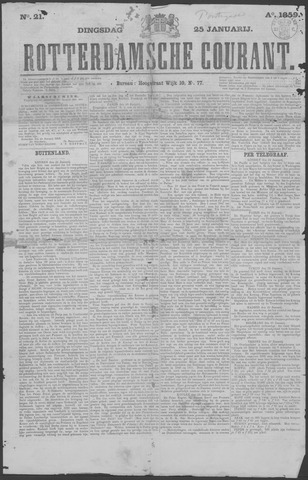 Rotterdamse Courant 1859-01-25