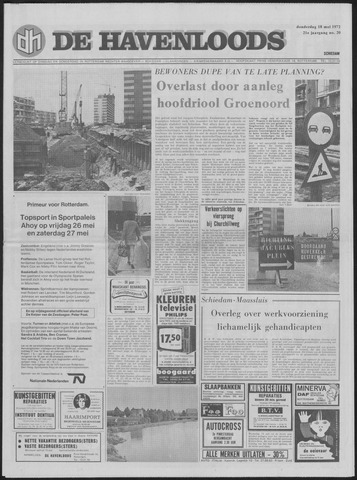De Havenloods 1972-05-18