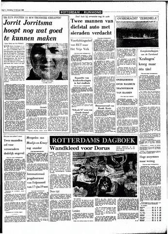 Rotterdamsch Parool / De Schiedammer 1968-02-14
