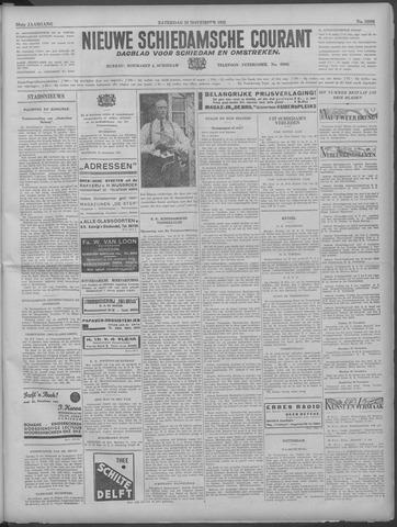 Nieuwe Schiedamsche Courant 1933-11-25