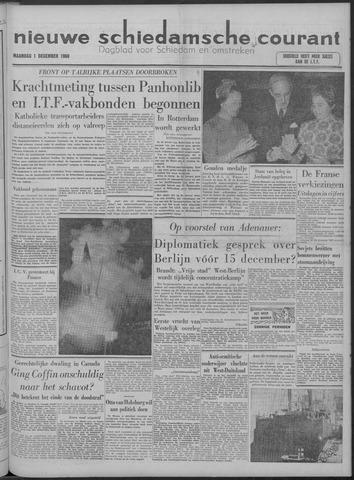 Nieuwe Schiedamsche Courant 1958-12-01