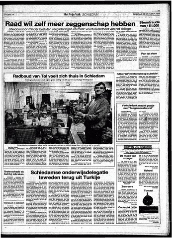 Het Vrije volk 1988-10-25