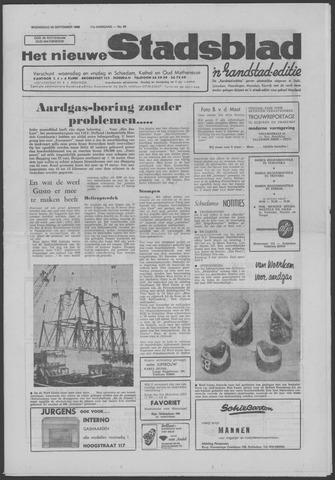 Het Nieuwe Stadsblad 1966-09-28