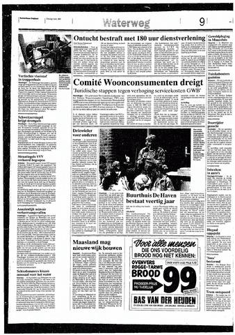 Rotterdamsch Nieuwsblad / Schiedamsche Courant / Rotterdams Dagblad / Waterweg / Algemeen Dagblad 1993-06-01