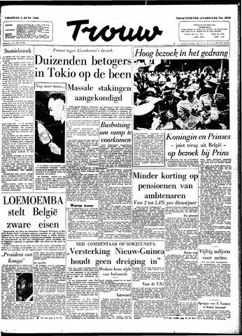 Trouw / De Rotterdammer 1960-06-03