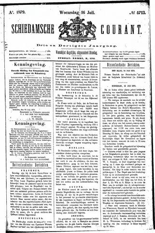 Schiedamsche Courant 1879-07-16