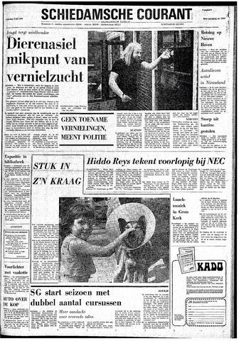 Rotterdamsch Nieuwsblad / Schiedamsche Courant / Rotterdams Dagblad / Waterweg / Algemeen Dagblad 1974-07-13