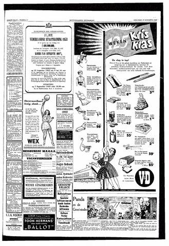 Rotterdamsch Nieuwsblad / Schiedamsche Courant / Rotterdams Dagblad / Waterweg / Algemeen Dagblad 1953-08-10