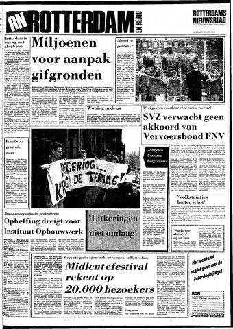Rotterdamsch Nieuwsblad / Schiedamsche Courant / Rotterdams Dagblad / Waterweg / Algemeen Dagblad 1983-05-21
