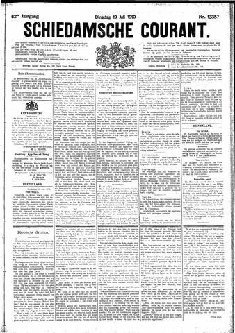 Schiedamsche Courant 1910-07-19