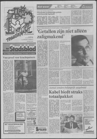 Het Nieuwe Stadsblad 1989-08-30
