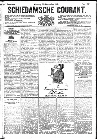 Schiedamsche Courant 1912-12-23