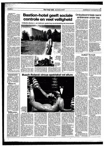 Het Vrije volk 1990-08-15