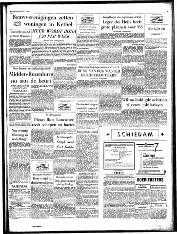 Rotterdamsch Parool / De Schiedammer 1962-12-29