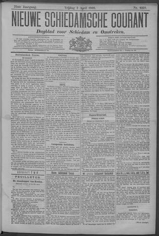 Nieuwe Schiedamsche Courant 1909-04-02