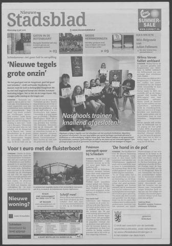 Het Nieuwe Stadsblad 2016-07-13