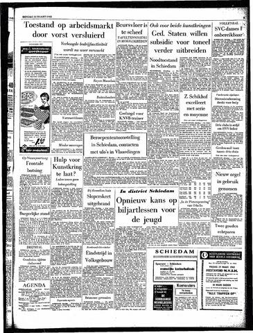 Rotterdamsch Parool / De Schiedammer 1963-03-12