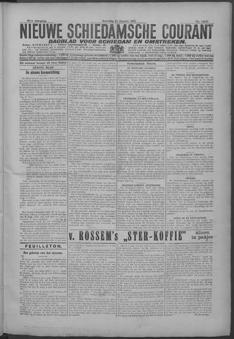 Nieuwe Schiedamsche Courant 1925-01-24