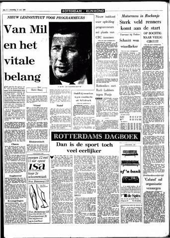 Rotterdamsch Parool / De Schiedammer 1966-05-11