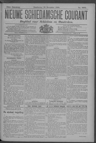Nieuwe Schiedamsche Courant 1909-12-30