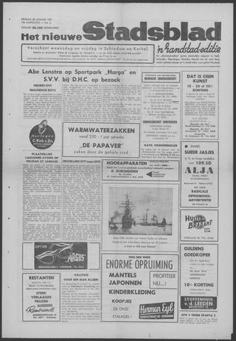 Het Nieuwe Stadsblad 1961-01-20