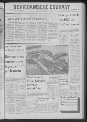 Rotterdamsch Nieuwsblad / Schiedamsche Courant / Rotterdams Dagblad / Waterweg / Algemeen Dagblad 1970-09-26