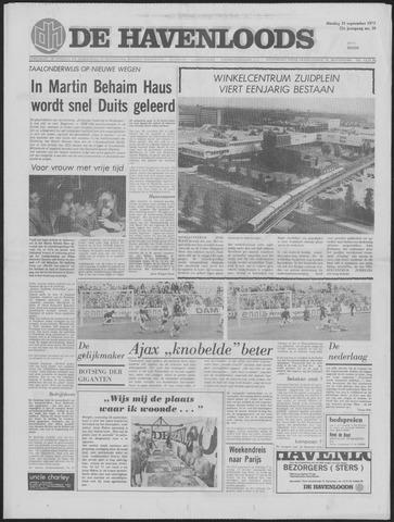 De Havenloods 1973-09-25