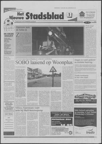 Het Nieuwe Stadsblad 2000-06-07