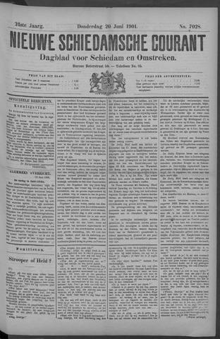Nieuwe Schiedamsche Courant 1901-06-20
