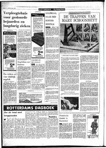 Rotterdamsch Parool / De Schiedammer 1970-06-19