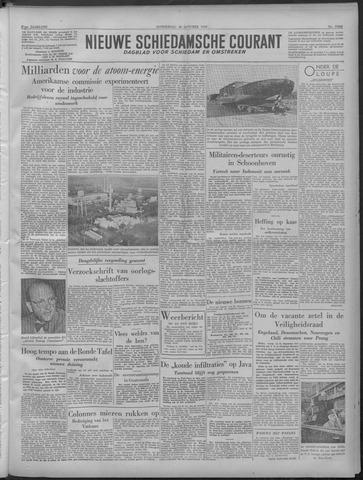 Nieuwe Schiedamsche Courant 1949-10-20
