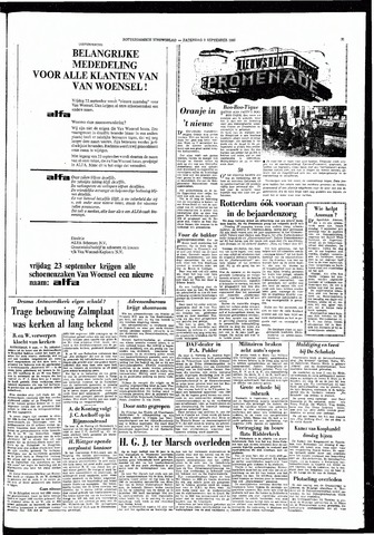 Rotterdamsch Nieuwsblad / Schiedamsche Courant / Rotterdams Dagblad / Waterweg / Algemeen Dagblad 1966-09-03