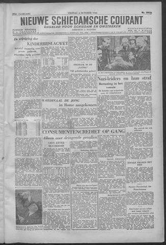Nieuwe Schiedamsche Courant 1946-10-04