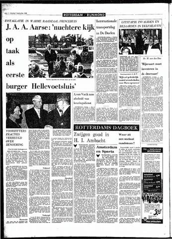 Rotterdamsch Parool / De Schiedammer 1968-09-03