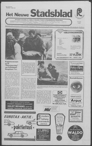 Het Nieuwe Stadsblad 1973-06-01