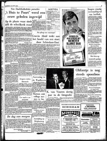 Rotterdamsch Parool / De Schiedammer 1962-09-12