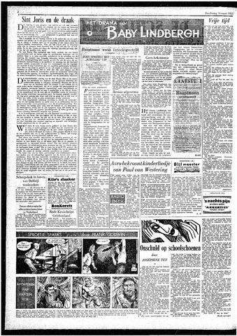Rotterdamsch Parool / De Schiedammer 1957-03-14