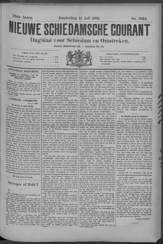 Nieuwe Schiedamsche Courant 1901-07-11