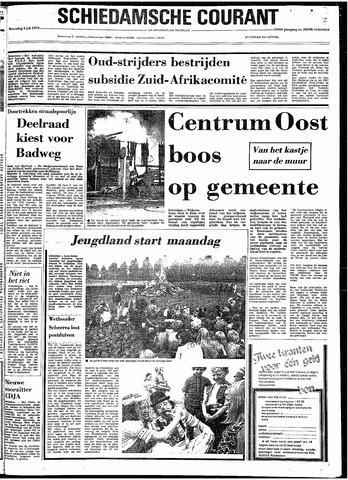 Rotterdamsch Nieuwsblad / Schiedamsche Courant / Rotterdams Dagblad / Waterweg / Algemeen Dagblad 1979-07-04