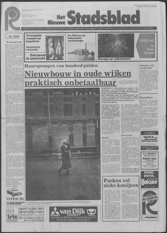 Het Nieuwe Stadsblad 1981-11-13