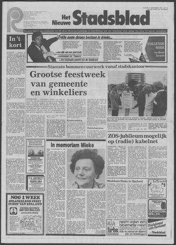 Het Nieuwe Stadsblad 1984-09-14