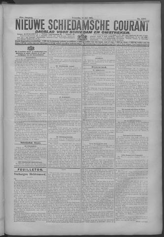 Nieuwe Schiedamsche Courant 1925-07-29