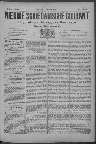 Nieuwe Schiedamsche Courant 1901-04-07