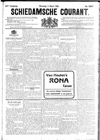 Schiedamsche Courant 1912-03-04