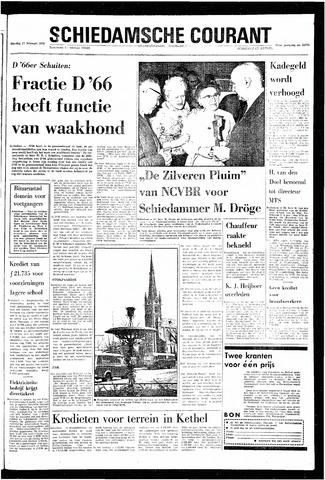 Rotterdamsch Nieuwsblad / Schiedamsche Courant / Rotterdams Dagblad / Waterweg / Algemeen Dagblad 1970-02-17