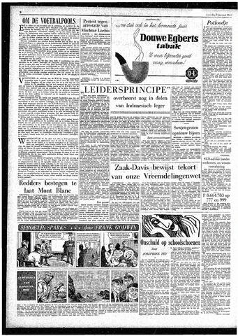 Rotterdamsch Parool / De Schiedammer 1957-01-05