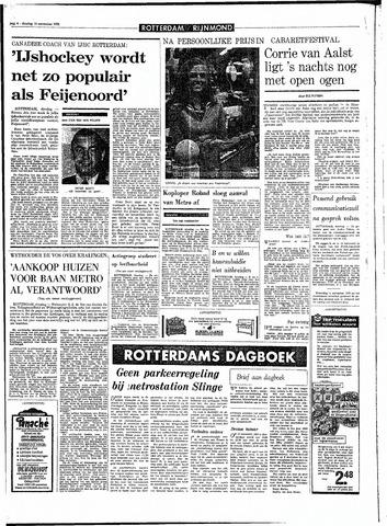 Rotterdamsch Parool / De Schiedammer 1970-11-10