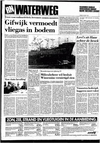 Rotterdamsch Nieuwsblad / Schiedamsche Courant / Rotterdams Dagblad / Waterweg / Algemeen Dagblad 1985-03-08