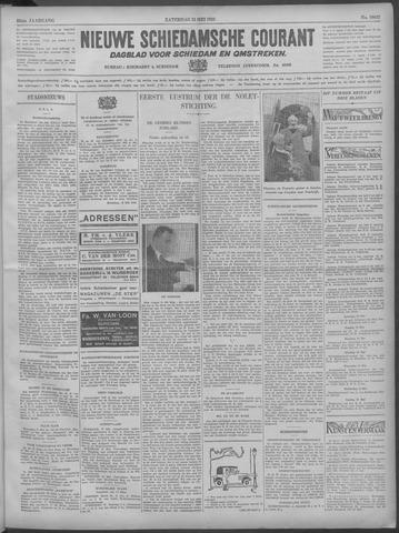 Nieuwe Schiedamsche Courant 1933-05-13