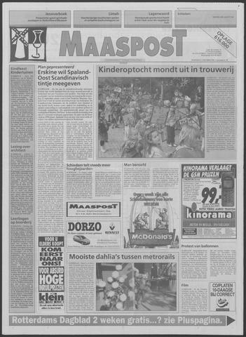 Maaspost / Maasstad / Maasstad Pers 1996-10-02